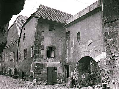 Latrán no.  22, overview, historical photo