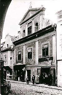 Horní no.  147, historical photo