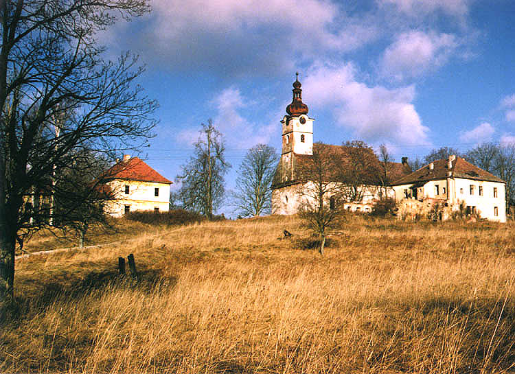 Když měl kostel v pohoří ještě věž