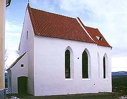 Svéráz Church with Gothic chapel